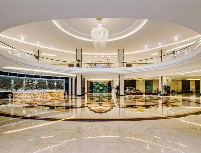 thiết kế nội thất khách sạn