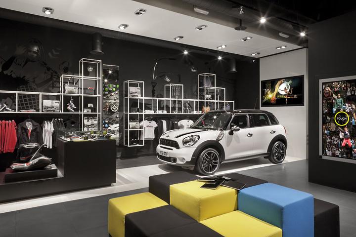 báo giá thiết kế showroom