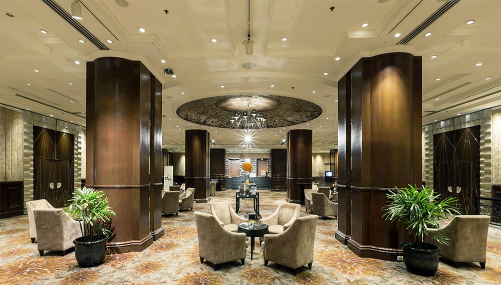 không gian nội thất khách sạn cao cấp