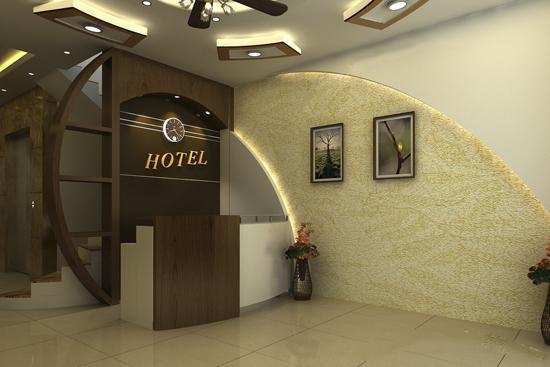 nội thất khách sạn mini