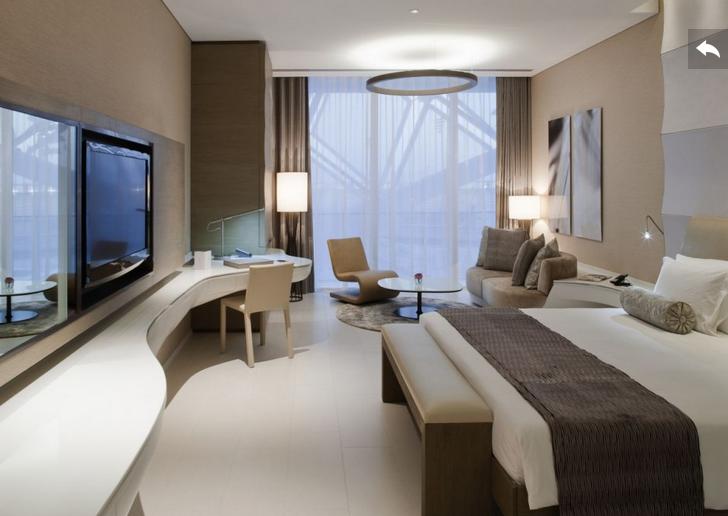 nội thất khách sạn đẹp