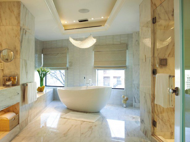 thiết kế phòng tắm spa13