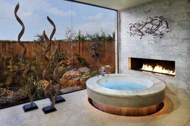 thiết kế phòng tắm spa18