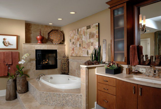 thiết kế phòng tắm spa19