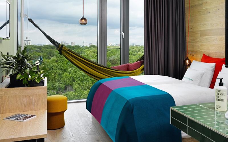 xu hướng thiết kế nội thất khách sạn