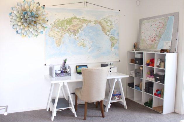 19 mẫu thiết kế văn phòng nhỏ7
