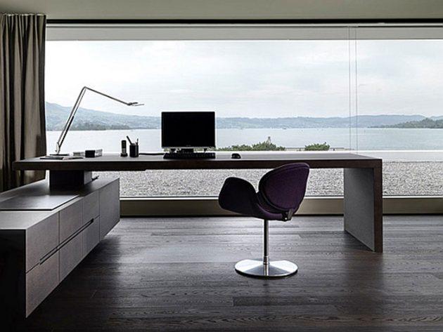 Tiêu chí thiết kế văn phòng tại nhà3