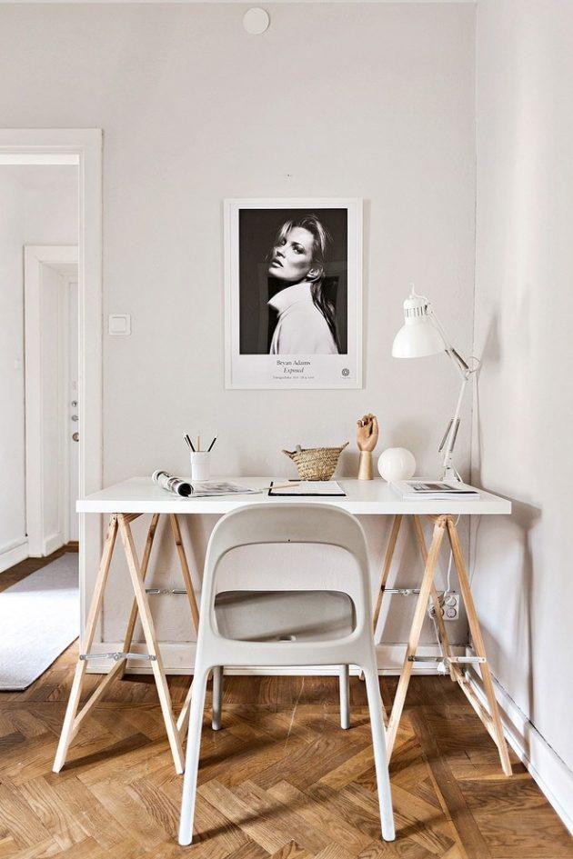 Tiêu chí thiết kế văn phòng tại nhà4