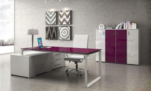mẫu thiết kế văn phòng làm việc6