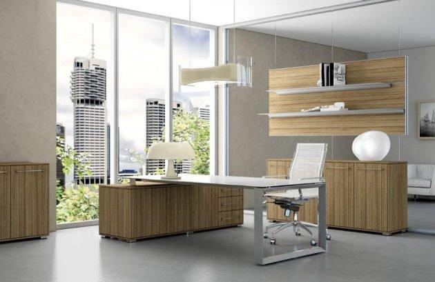 mẫu thiết kế văn phòng làm việc8