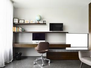 16 mẫu nội thất văn phòng tại nhà hiện đại tạo hăng say làm việc
