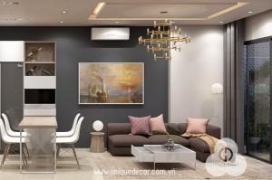 Công ty thiết kế thi công nội thất