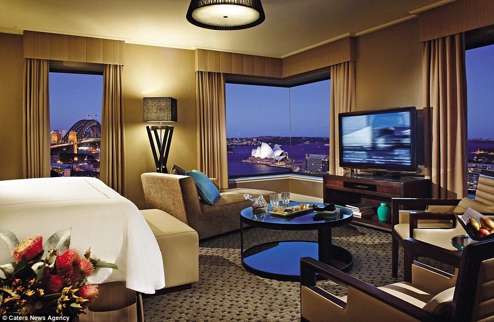 Thay đổi bộ mặt nội thất khách sạn cao cấp