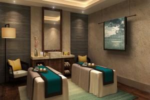 Thiết kế thi công nội thất spa giá rẻ không gian sang trọng