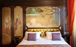 Sắp xếp nội thất phòng khách sạn phù hợp với thiết kế