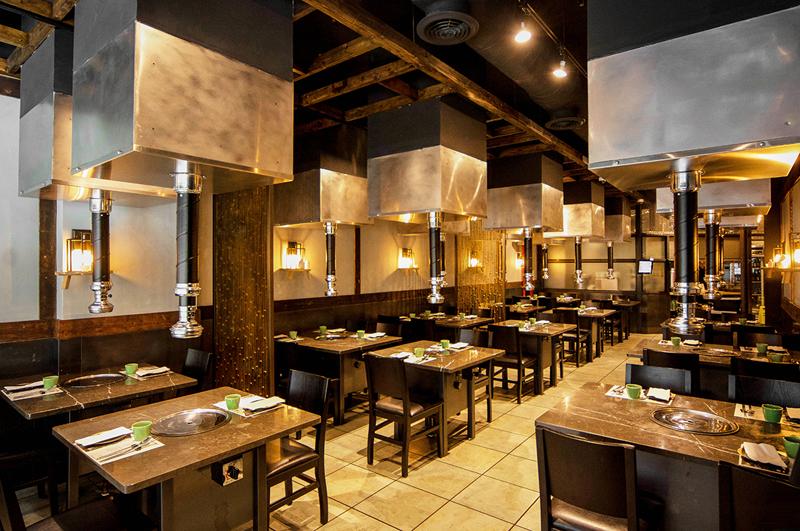 Lựa chọn công ty trang trí nội thất nhà hàng thức ăn nhanh trọn gói