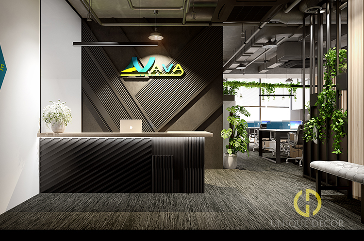 Công ty chuyên thiết kế nội thất văn phòng trẻ trung chất lượng