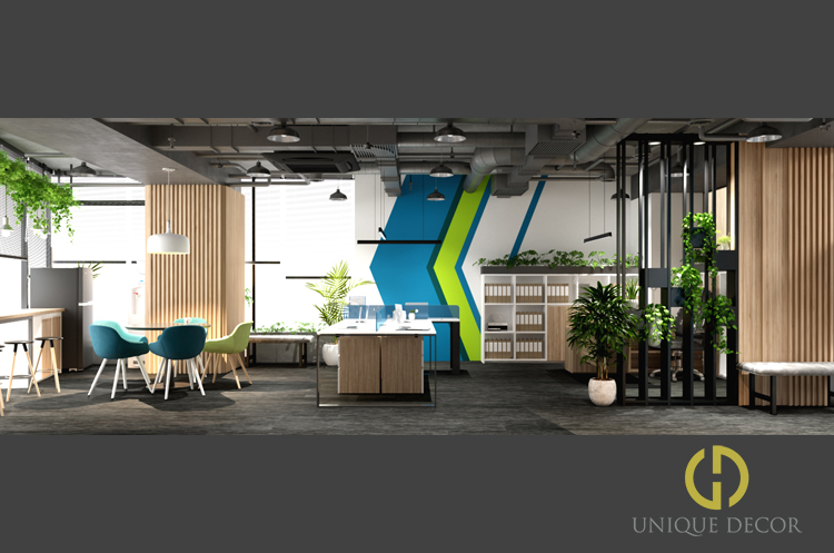 Tìm hiểu nhu cầu thiết kế văn phòng bay giờ công năng tối đa