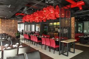 Thiết kế nhà hàng lẩu nướng không khói BBQ