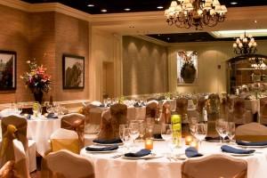 Thiết kế nội thất nhà hàng tiệc cưới sang trọng