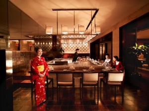 Thiết kế nội thất nhà hàng Sushi phong cách Nhật
