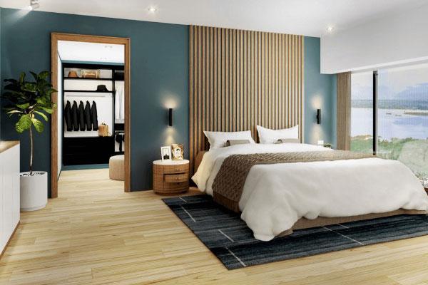 thiết kế khách sạn 1 sao