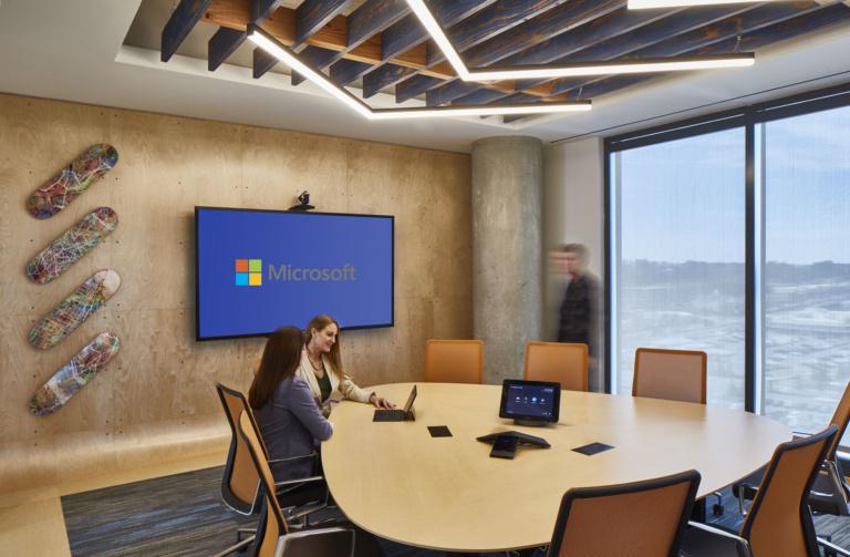 Văn phòng Microsoft4