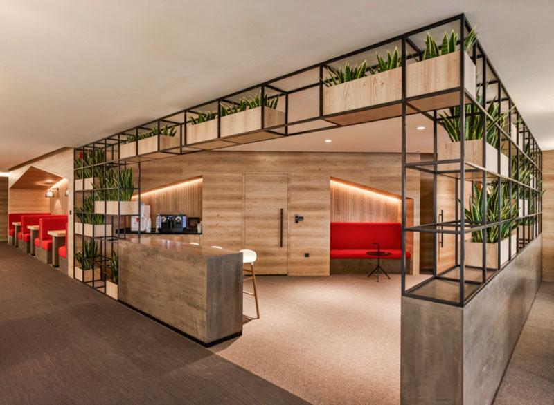mẫu thiết kế văn phòng công ty BĐS1
