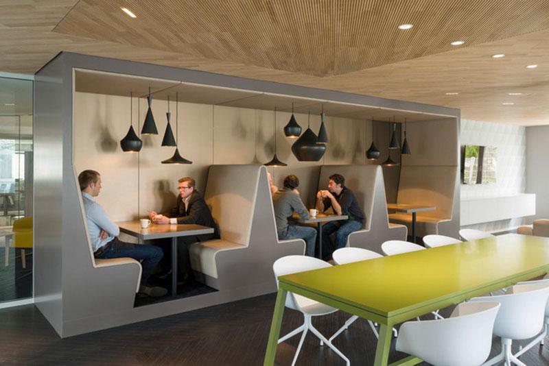 mẫu thiết kế văn phòng công ty BĐS11