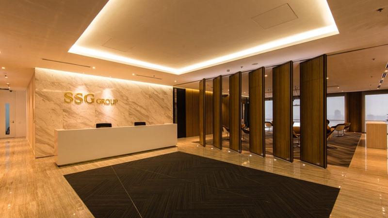 Công ty báo giá thi công nội thất văn phòng cổ điển