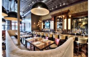Xu hướng thiết kế nhà hàng năm 2020