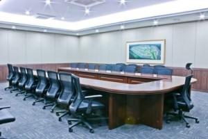 Các kiểu bố trí phòng họp phổ biến hiện nay
