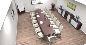 5 lời khuyên thiết kế phòng hội thảo lý tưởng