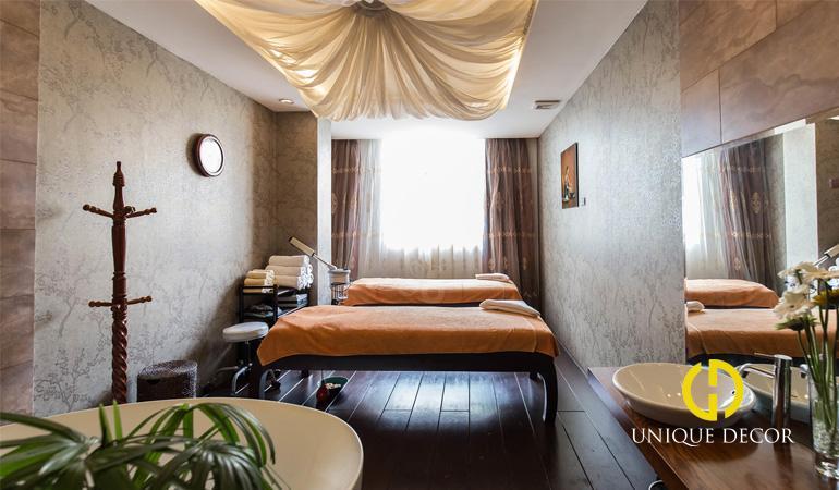 thiết kế spa hiện đại