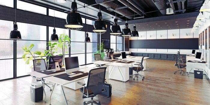 thiết kế văn phòng 2020