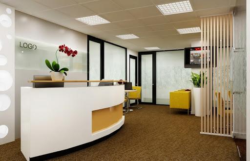 thiết kế văn phòng thương mại1