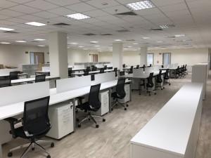 Chi phí thiết kế thi công văn phòng