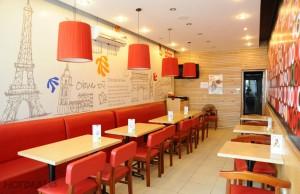Mẹo thiết kế nội thất nhà hàng nhỏ trở nên rộng rãi
