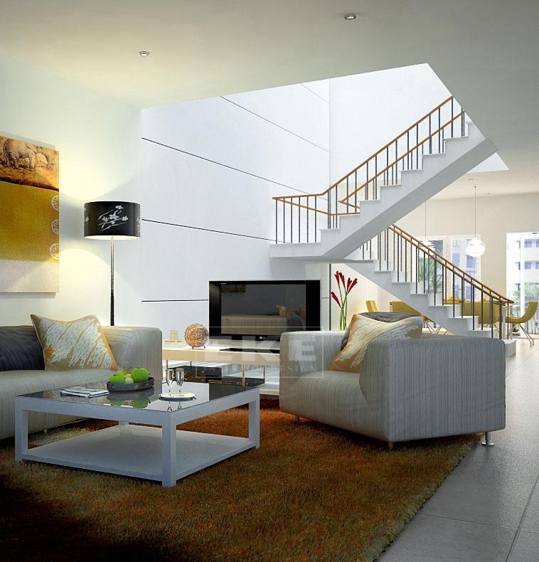 Thông tầng trong phòng khách