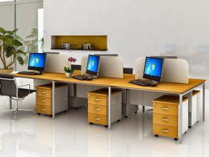 Văn phòng làm việc hiện đại