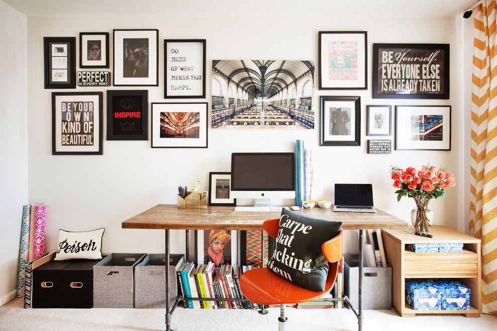 Trang trí văn phòng bằng tranh nghệ thuật