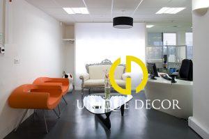 Thiết kế nội thất hiện đại cho văn phòng