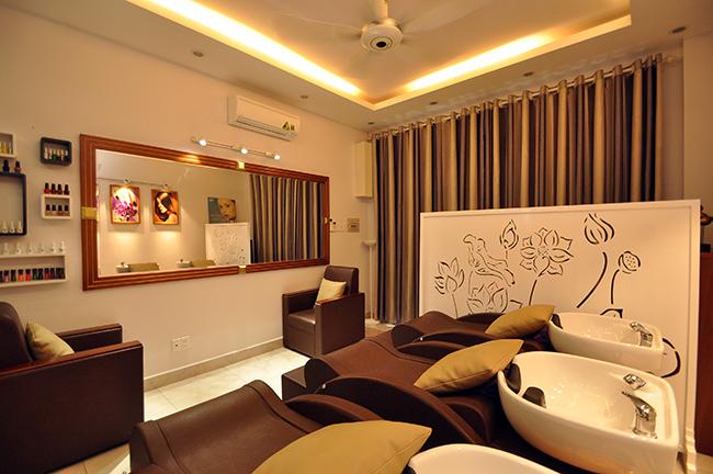 thiết kế phòng spa tại nhà