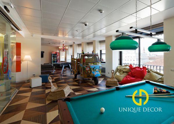 văn phòng Milan Google