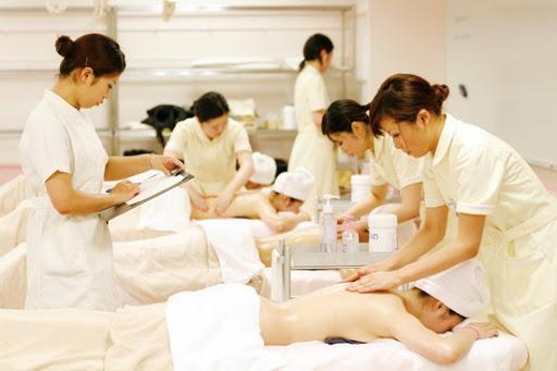 việc làm ngành spa