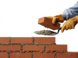 Tiêu chuẩn xây tường gạch