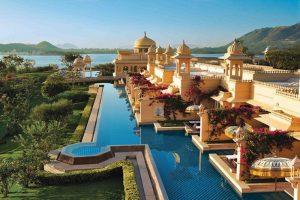 Top 10 khách sạn đẹp nhất thế giới